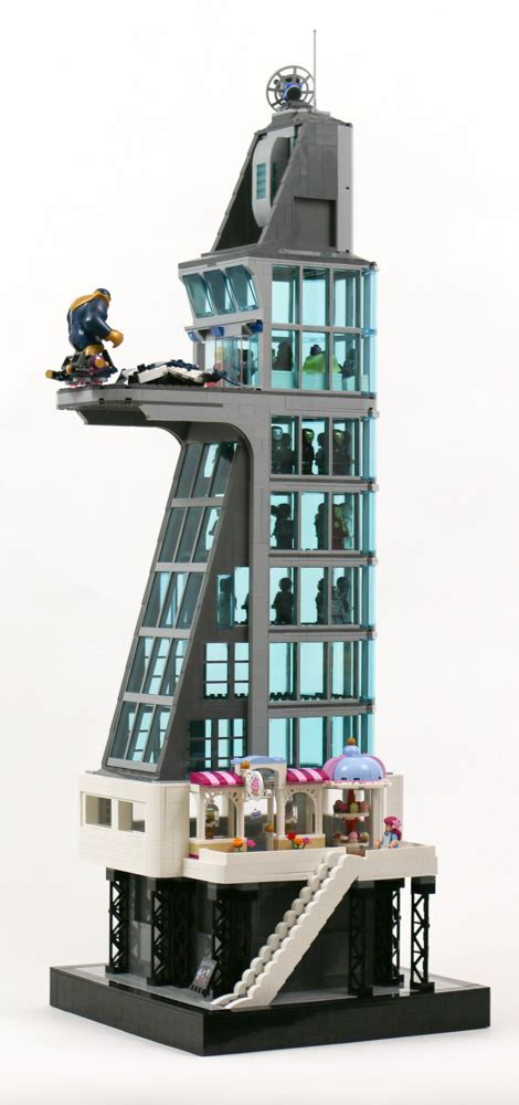 tony stark s home destroyed in super bowl spot represents come in and grab a cupcake while the city is about to
