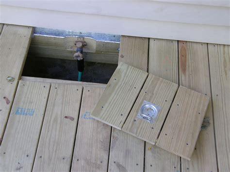 trap deck home improvements restoration remodelling in elgin il