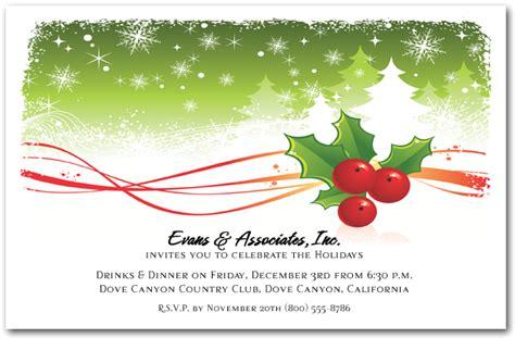 11 company christmas party invitation wording ideas brandongaille com