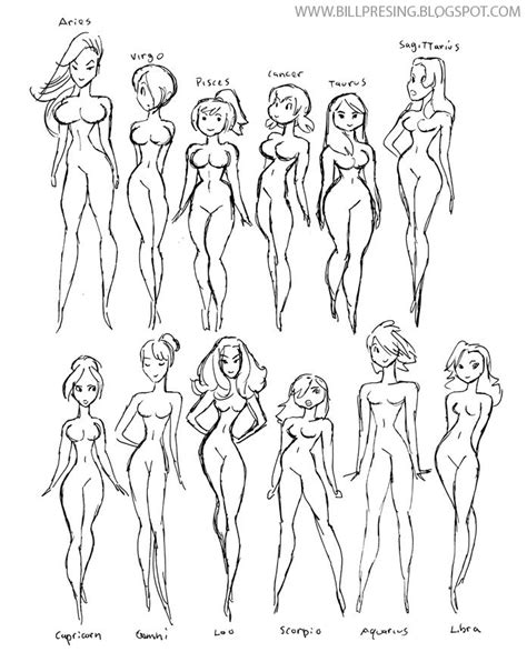 Drawing References by Shapes How To Draw Drawings