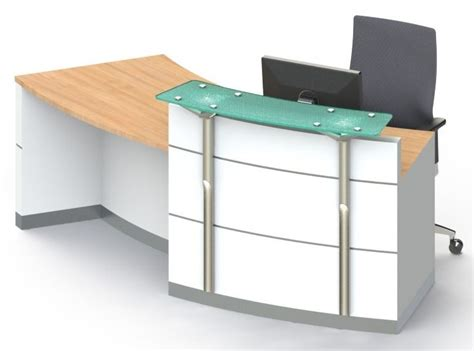 Dda Reception Desk Elite Eb2 Dda Reception Desk No Plinth Reality