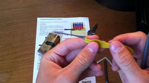 reparer cadenas tsa comment ouvrir une serrure sans cl 233 e youtube