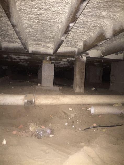 crawl space insulation foam insulators