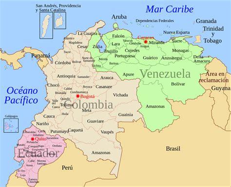imagenes de venezuela y colombia crisis diplom 225 tica de colombia con ecuador y venezuela de