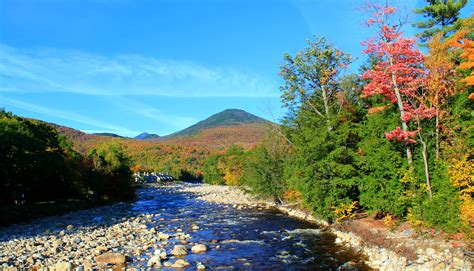 pemi river waterfront waterville and loon mts area vrbo the kancamagus scenic highway lincoln nh 03251