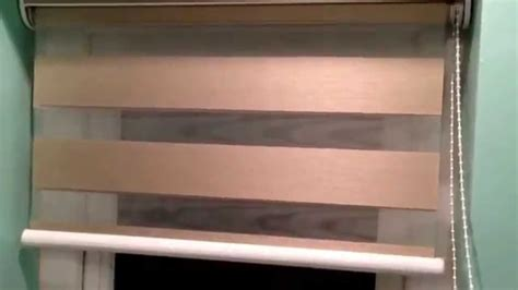 Windows With Curtains by Vision Roller Blinds Youtube