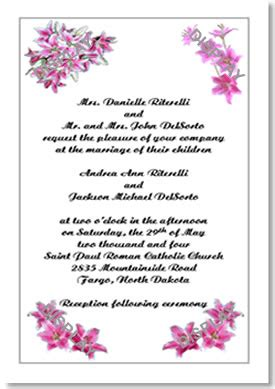 church wedding invitation card template wedding invitation templates