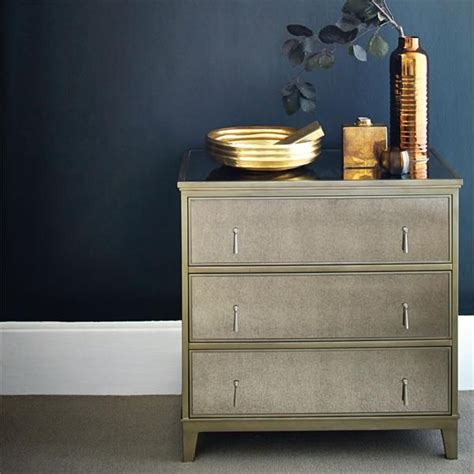 navy blue chest of drawers uk furniture beautiful mirrored chest of drawers for home