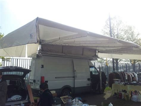tenda per ambulanti tenda automatica per ambulanti