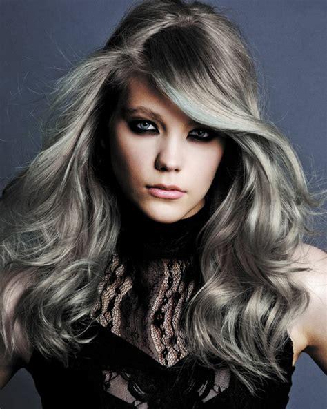 cheveux chatain meche grise coloration des cheveux moderne cheveux noir meche gris coloration des cheveux moderne