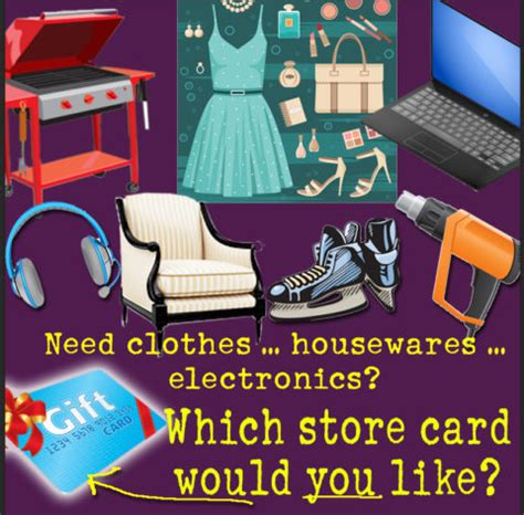 Win A Free Gift Card - what store do you wish you could win a free gift card to pch blog