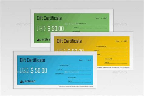 indesign gift certificate template gift certificate template 42 exles in pdf word in