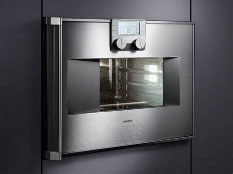 Oven Vicenza steam oven bs 274 275 by gaggenau