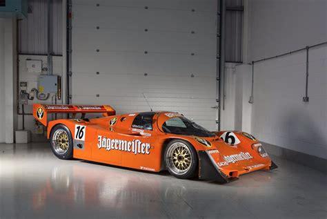 jagermeister porsche 962 racecarsdirect com quot j 228 germeister quot porsche 962c brun