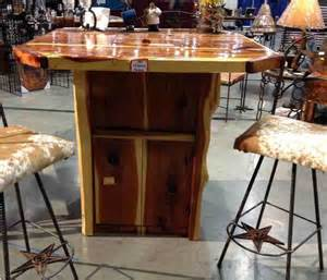 Vegas Storage Bar Table Bar Table Cedar Cooler Storage Rockin L Designs
