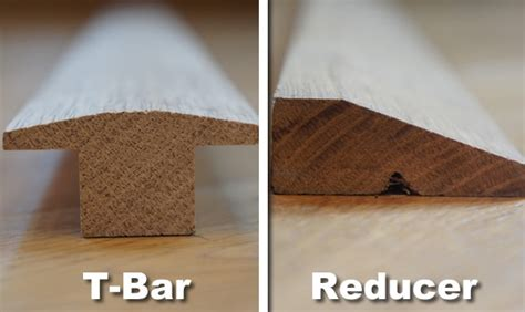 Floor Reducers Thresholds by Wood Flooring Solid Oak T Bar And Reducer