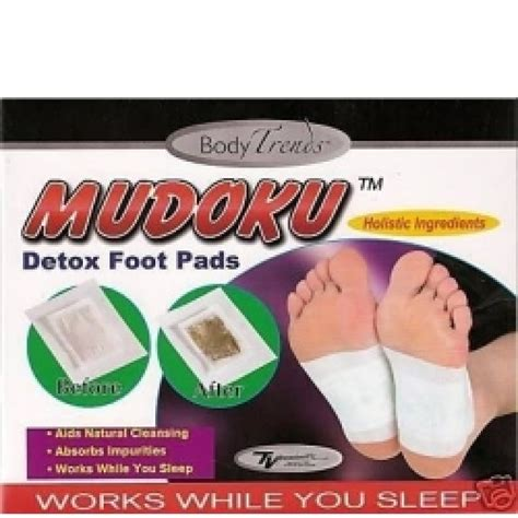 Do Detox Foot Pads Work by Mudoku Detox Foot Pads