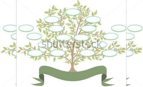 11 Popular Editable Family Tree Templates Designs Free Premium Templates Blank Tree Template