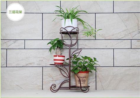 Rak Uang mencolok bunga multilayer lantai balkon dan ruang tamu