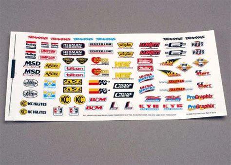 Sponsoren Aufkleber Auto Gratis by Trx2514 Sticker Vel Race Sponsors Trxxs Winkel Nl