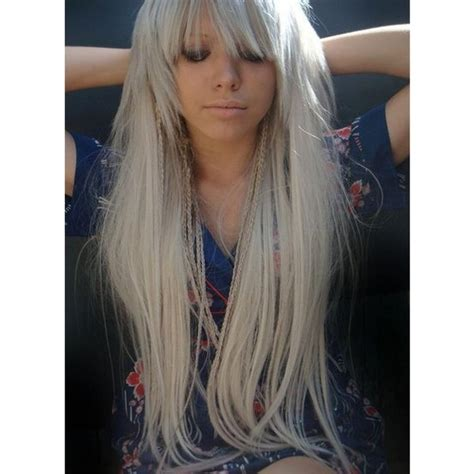 blonde grey hairstyles love this color grey blonde hair beauty pinterest