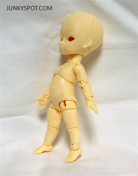 12 cm jointed doll junkyspot hujoo baby 12cm is version 2 apricot blank abs