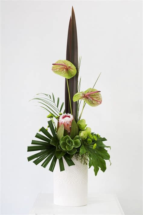 flower design maker modern floral arrangements stylish modern flower