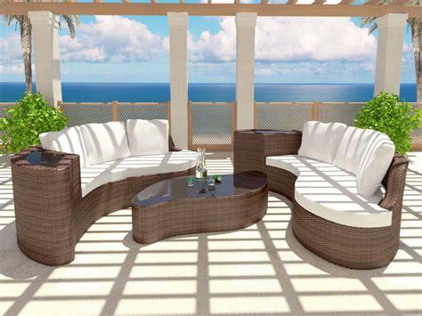 salon de jardin design luxe artelia fr salon de jardin lounge de luxe r 233 sine tress 233 e haut de gamme yamelia