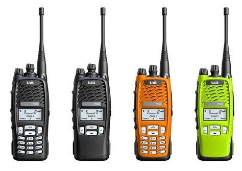 mobile radio features of the tait tp9300 digital mobile radio dmr