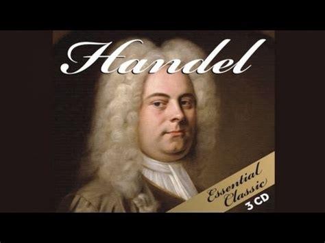 To Handel the best of h 228 ndel