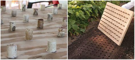 fai da te arredamento 15 oggetti fai da te per personalizzare il tuo giardino