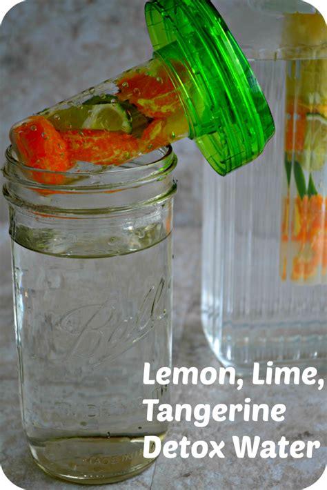 Grapefruit Tangerine Detox Water by Citrus Detox Water