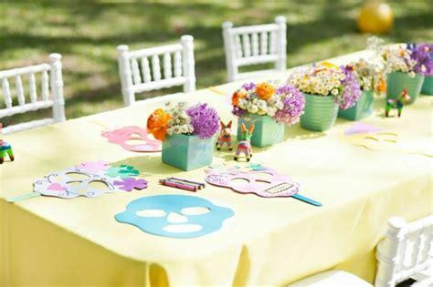 tischdeko party wunderbare tischdeko zum kindergeburtstag