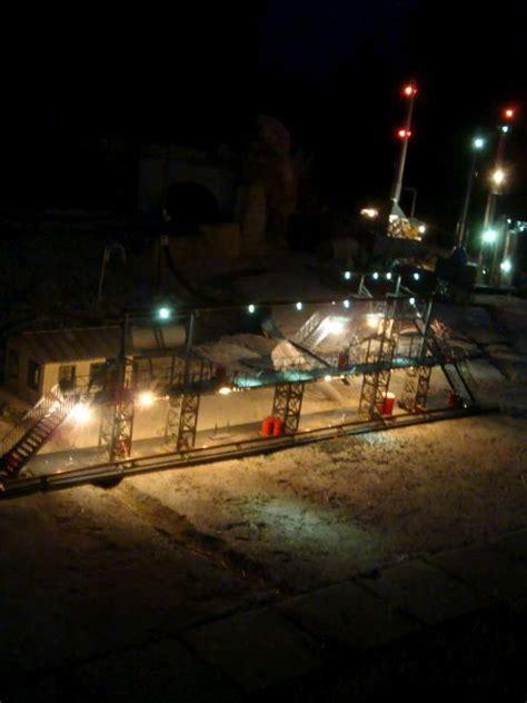 meine baufortschritte forum des gartenbahn stammtisch - Beleuchtung Hebebühne
