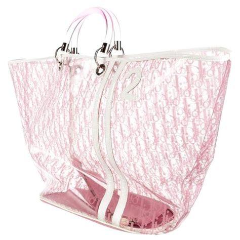 dior diorissimo vinyl christian mini pci pink white