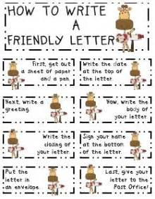 Letter Writing Ideas Friendly Letter On Writing Process Posters Opinion Writing And Personal Narratives