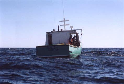getting a fishing boat bdo cape breton 2001 4