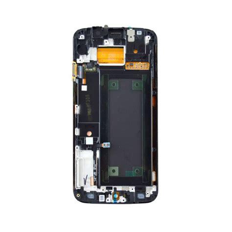 Lcd Samsung S6 Edge Samsung Galaxy S6 Edge Lcd Black Itshop Ae