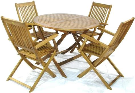 Garden Furniture Wooden Table And Chairs garden outdoor furniture catering equipment hire