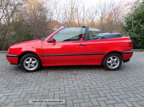 all car manuals free 1995 volkswagen cabriolet electronic valve timing 1995 volkswagen golf cabriolet 1 9 tdi car photo and specs