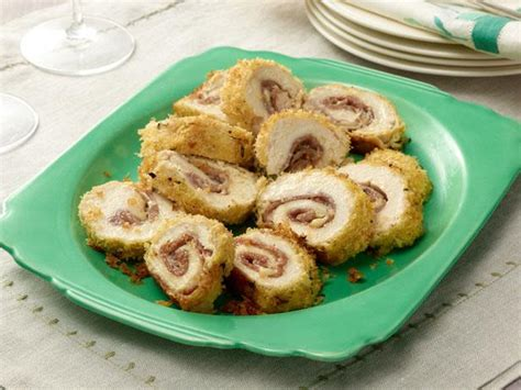 Oshinfood Cordon Blue chicken cordon bleu recipe florence food network