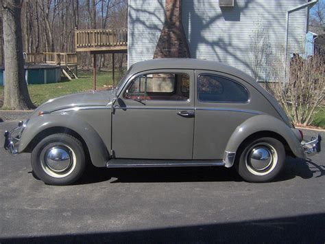 1964 Vw Beetle Original Never Restored