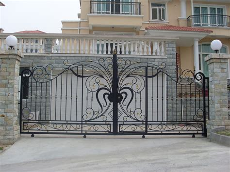 beautiful iron gate design for home gallery interior