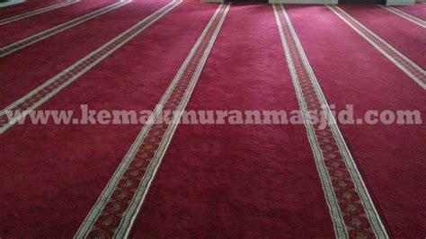 Karpet Masjid Turki Karpet Masjid Al Husna Pusat Kebutuhan Masjid
