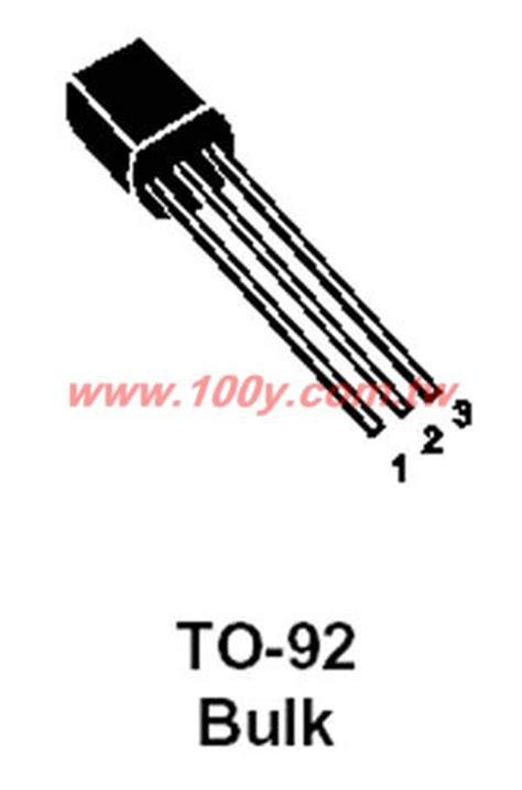 transistor bc 33740 勝特力電子零件材料 gt bc337 40 3p to 92 無鉛 nxp