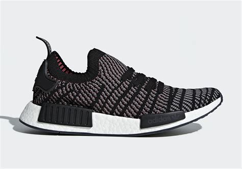 Sepatu Adidas Terbaik 2018 adidas nmd r1 primeknit stlt black release date photos sneakernews