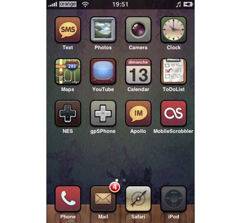 best themes for iphone 3gs 25 best apple iphone themes