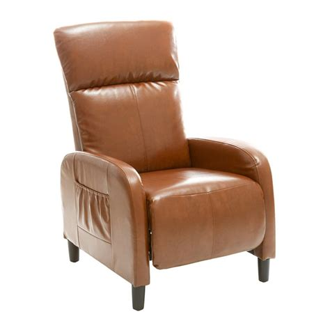 best selling home decor stratton faux leather recliner