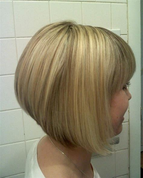 neck length hairstyles for fine hair neck length bob popular haircuts