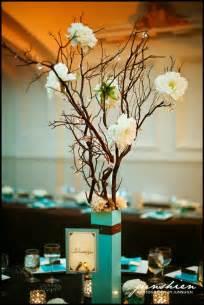 Branches For Centerpieces Huckleberry Karen J A Wedding Regency Center San Francisco Part Ii